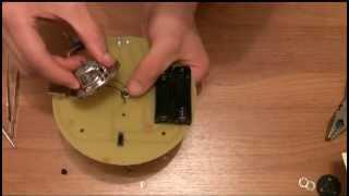 замена моторчика в плеере специальной конструкции с USB питанием