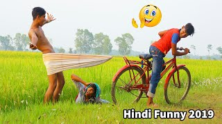 Indian New funny Video😄-😅Hindi Comedy Videos 2019-Episode-30--Indian Fun || ME Tv