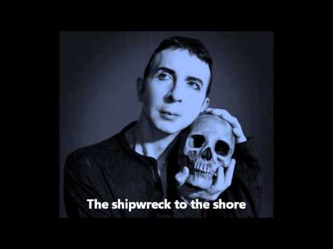 COIL - The Dark Age of Love (feat  Marc Almond, lyrics on screen, 1999)