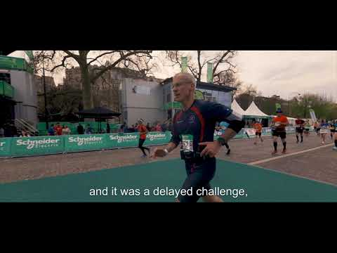 Finisher 2018 - témoignage Thierry