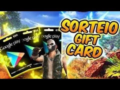 🔴FREEFIRE + 1 SORTEIO DE UM GIFT CARD / RANKED RUMO A DIMA 2