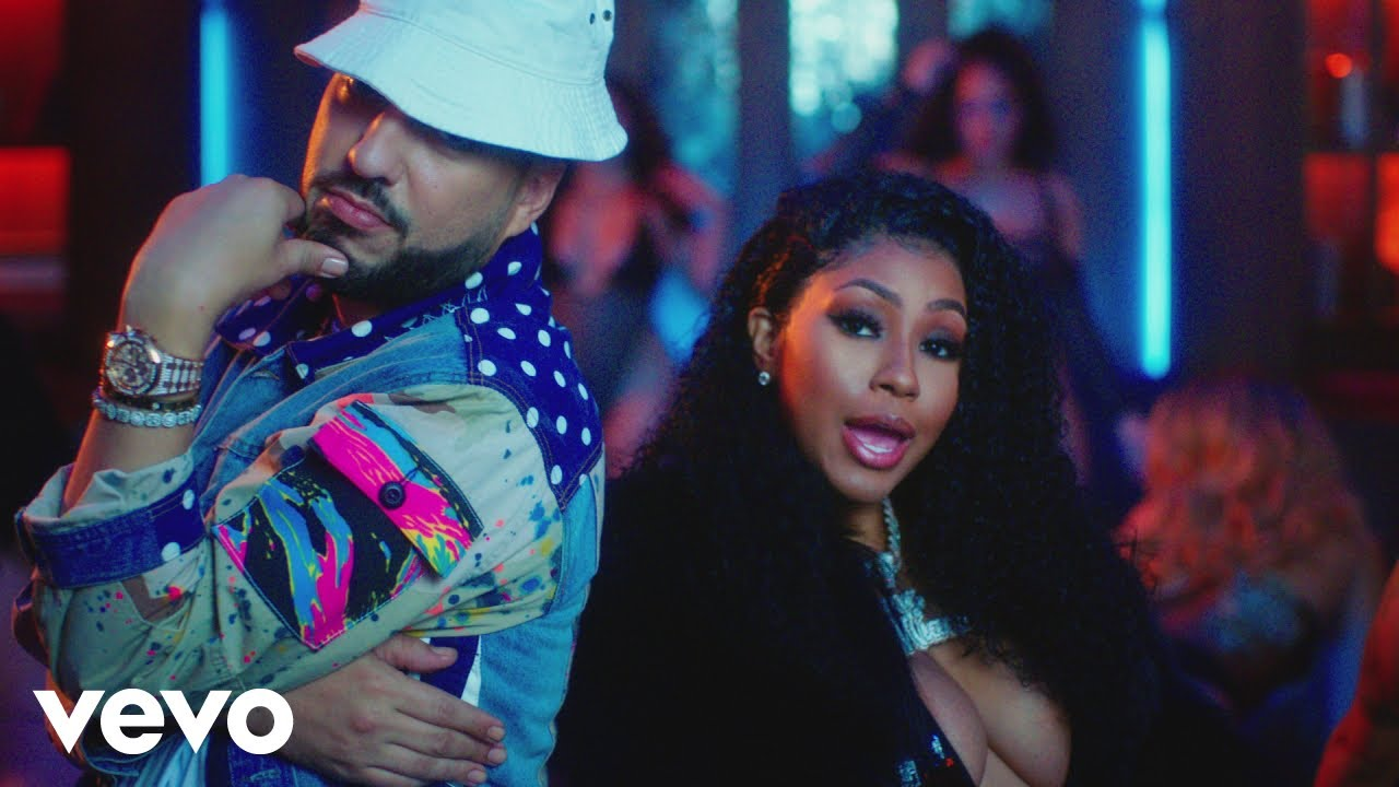 French Montana ft. City Girls — Wiggle It