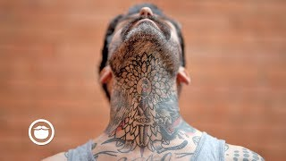 Finishing My Neck Tattoo | Carlos Costa