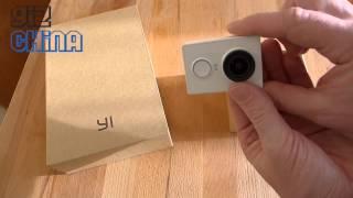 Xiaomi Yi Action Camera Unboxing - GizChina