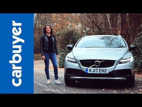 Volvo V40 Cross Country 2018 review - Carbuyer