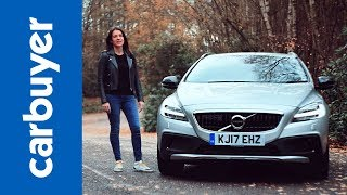 [Carbuyer] V40 Cross Country 2018 review