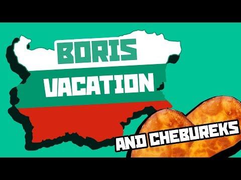Cestování s Borisem: Bulharsko - Life of Boris