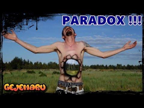 KUMPULAN PARADOX TERKENAL DI DUNIA YANG PALING MEMBINGUNGKAN