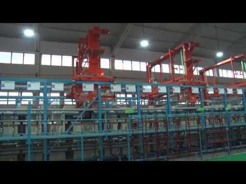 Alkaline Zinc Barrel Plating Service