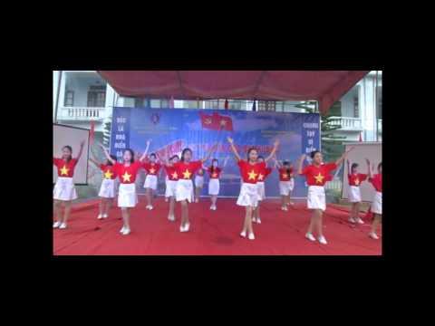 Trường THCS Phổ Hải - Em yêu biển đảo quê hương (P.2)