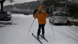 Quando nevica a casa tua