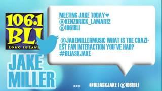 Jake Miller Answers Fan Questions!!
