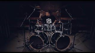 Video Wishmasters - David Faifer - Wasteland - (OFFICIAL DRUM PLAYTHRO