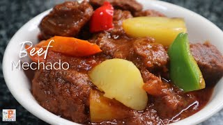 BEEF MECHADO [Mechadong Baka] Quick and Easy To Follow Recipe