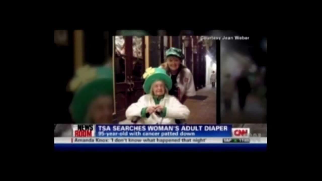 TSA Adult Diaper Controversy thumbnail