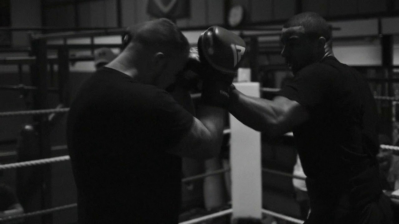 Gorman Boxing Team 1