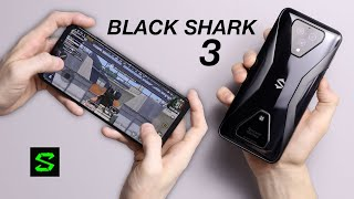 Xiaomi Black Shark 3 - GAMING REVIEW & SPEED TEST