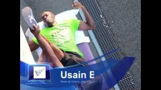 Usain Bolt July 6th 2013