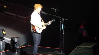Cold Coffee // Ed Sheeran // PPG Paints Arena // September 26th , 2017