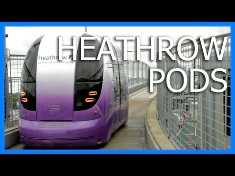 Heathrow Pods in 60 Seconds | Fully Charged