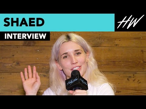 "Shaed Song ""Trampoline"" Was Written About Their Childhood Home-Videos!! 
