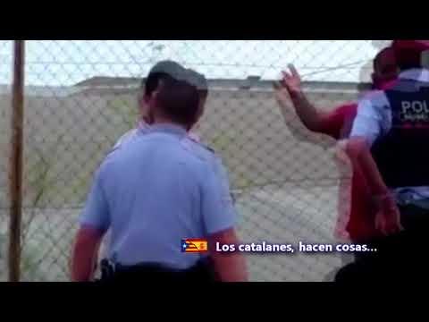 Mossos de Escuadra intentan censurar al medio