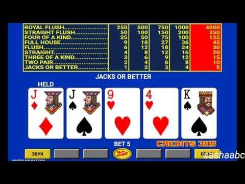 видео покер обзор игры андроид game rewiew android