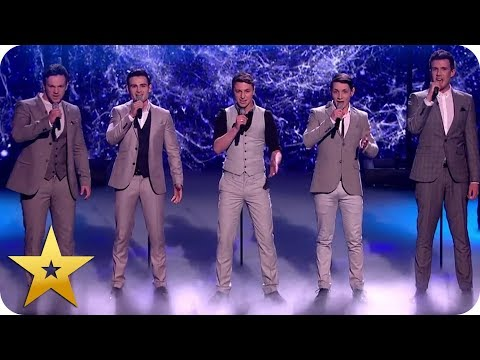 CONFIRMED ACT - Collabro   BGT: The Champions (видео)