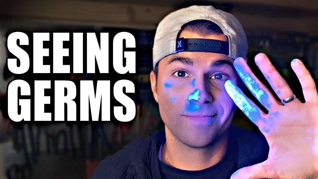 Experimentos prácticos sobre cómo se propagan los gérmenes y virus con las manos y los objetos al tocarlos