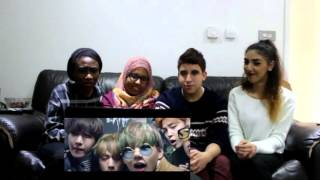 BTS - RUN (MV REACTION)