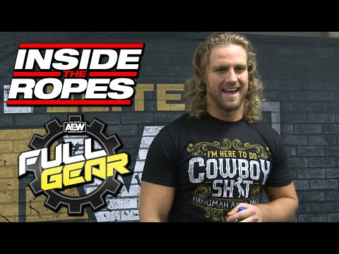 Hangman Adam Page On Being Kidnapped By WWE, Rubber Match With PAC & More