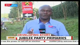 Voters threaten to defect to NASA if Jubilee party does not sort out it's ballot papers issue