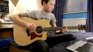 Down Down Down - Charlie Simpson (Guitar Cover) HD