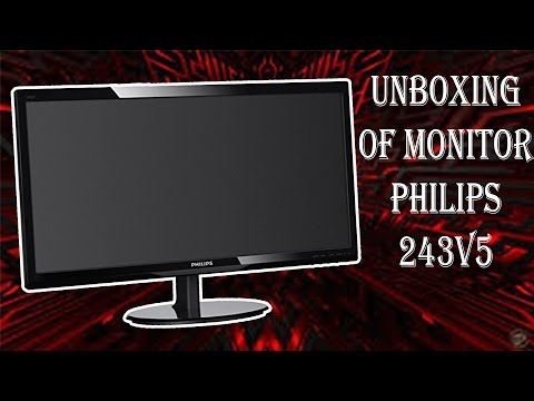 Review of the best budget monitor for gamers - Philips 243v5