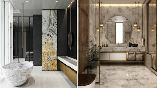 Modern Bathroom Modular Design Ideas 2020 | Luxurious Large Master Bathrooms