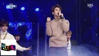 [비스트(Beast)] 12시 30분 (12:30) @인기가요 Inkigayo 141109