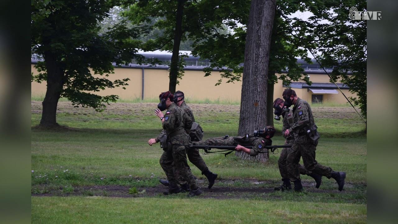 Ćwiczenia bojowe Sieradzkiej Brygady