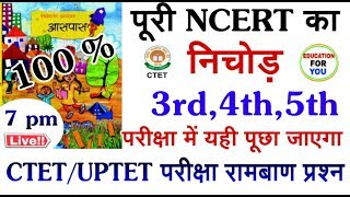 EVS Full NCERT notes class 3rd.4th,5th very i m p question for CTET//UPTET//KVS//DSSSB - Download this Video in MP3, M4A, WEBM, MP4, 3GP