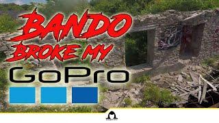 Bando Broke my Go Pro - FPV Freestyle Canada
