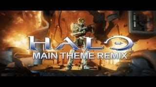 "Halo Theme Remix - ""Combat Evolved Theme"""
