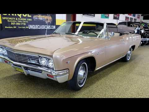 Video of '66 Impala - OXIP