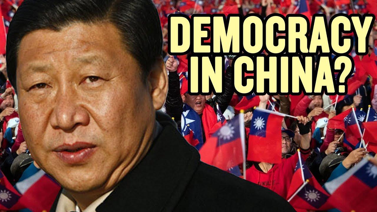 Can Taiwan Bring Democracy to China? | Huang Kuo-chang thumbnail