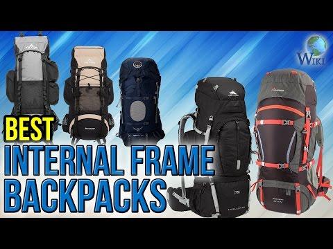 10 Best Internal Frame Backpacks 2017