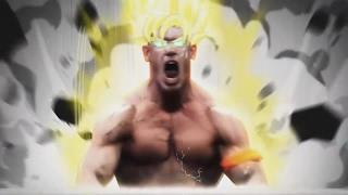 JOHN CENA GOES SUPER SAIYAN【1 Hour Version】