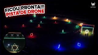 RATO BORRACHUDO E TREZE FPV TESTARAM NOSSA PISTA DE DRONE ‹ Barbarius World ›