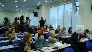 Пресс-конференция с участием лучшего хоккеиста ХХ века Николая Дуракова