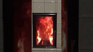 Вертикальная каминная топка Kobok Bystra L / LD 500/780 від компанії House heat - відео