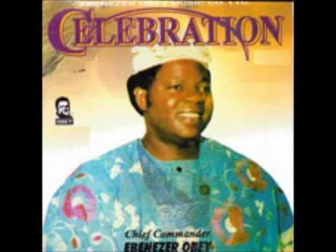 Ebenezer Obey- Count your blessing