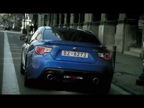 "[SUBARU] 2013MY SUBARU BRZ Promotional Video ""Out to drive"""