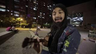 Rastacuando Salió  A Tirar Lírica En Un Famoso Parque De Medellín | Lokillo